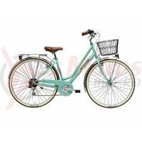 Bicicleta Adriatica Panarea Lady 28' 6S verde