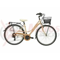 Bicicleta Adriatica Sity 3 6V Donna rosa