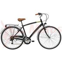Bicicleta Adriatica Trend Man 28 negru mat