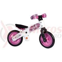 Bicicleta Bellelli B-Bip alb-roz