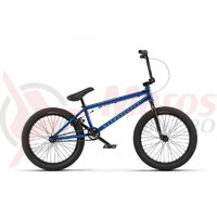 Bicicleta BMX WTP Arcade 20.50TT 20 inch albastra 2018