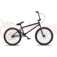 Bicicleta BMX WTP Arcade 21TT 20 inch negru mat 2019