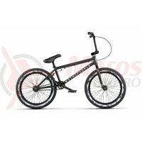 Bicicleta BMX WTP Arcade 21.0TT negru mat 20 inch 2020