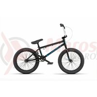 Bicicleta BMX WTP CRS 18 18.0TT negru 18 inch 2020