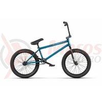 Bicicleta BMX WTP Crysis 20.5TT mat translucent teal 20 inch 2020