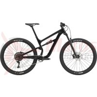 Bicicleta Cannondale Habit 6 Black 2020