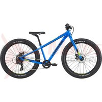 Bicicleta Cannondale Kids Cujo 24+ Electric Blue 2020