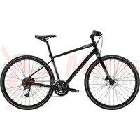 Bicicleta Cannondale Quick 3 Black Pearl