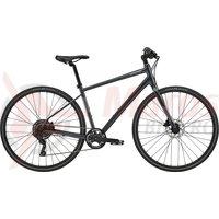 Bicicleta Cannondale Quick 4 Graphite
