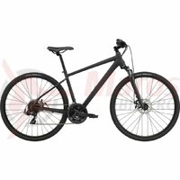 Bicicleta Cannondale Quick CX 4 Black 2021
