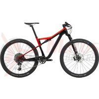 Bicicleta Cannondale Scalpel Si Carbon 3 Acid Red 2020