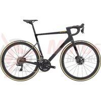 Bicicleta Cannondale SuperSix EVO Hi-MOD Disc Dura Ace Di2 Black 2020