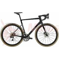 Bicicleta Cannondale SuperSix EVO Hi-MOD Disc Ultegra Di2 Matte Black 2021