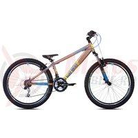 Bicicleta Capriolo Fireball 26 brown-blue