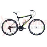 Bicicleta Capriolo Passion Man white-black-green