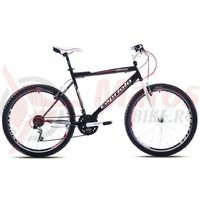 Bicicleta Capriolo Passion Man white-black-red