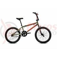 Bicicleta Capriolo Totem BMX orange-green 20