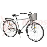 Bicicleta Citadinne 2831 gri deschis 2015