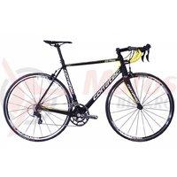 Bicicleta Corratec CCT Team LTD carbon/galben neon/alb
