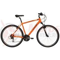 Bicicleta Creon Dover Cross 28 portocalie