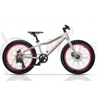 Bicicleta Cross Rebel girl 20