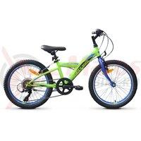 Bicicleta Cross Rocky 20 inch verde 2020