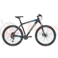 Bicicleta Cross Traction SL5 27.5 negru/alb