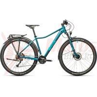 Bicicleta Cube Acces WS Pro Allroad Stoneblue/Blue 27.5' 2021