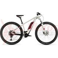 Bicicleta Cube Access Hybrid Pro 500 27.5' white/berry 2020