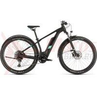 Bicicleta Cube Access Hybrid Pro 500 Allroad 29' black/mint 2020