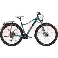 Bicicleta Cube Access Ws Pro Allroad 29'' Greyblue/Apricot 2020