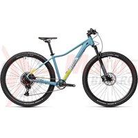 Bicicleta Cube Access WS SL 29' Greyblue/Lime 2021