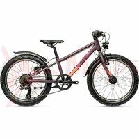 Bicicleta Cube Acid 200 Allroad Purple Orange 20' 2021