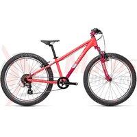 Bicicleta Cube Acid 240 Coral Mint 24' 2021