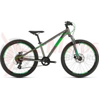 Bicicleta Cube Acid 240 Disc Grey/Neongreen
