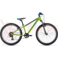 Bicicleta Cube Acid 240 Green/Blue/Grey 2020