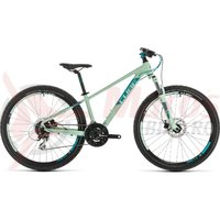 Bicicleta Cube Acid 260 Disc Mint/Blue