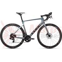 Bicicleta Cube Agree C:62 SLT Grey/Galactic 2021