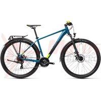 Bicicleta Cube Aim Allroad 29' Pinetree Yellow 2021