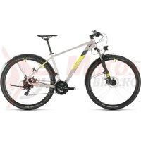 Bicicleta Cube Aim Allroad 29'' Silver Flashyellow 2020