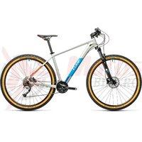 Bicicleta Cube Aim SL 29'' Grey/Blue/Red 2021