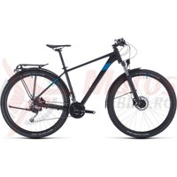 Bicicleta Cube Aim SL Allroad 29'' Black/Blue 2020