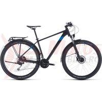 Bicicleta Cube Aim SL Allroad 29'' Black/Blue 2020