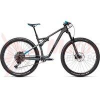 Bicicleta Cube AMS 100 C:68 Race 29 Carbon/Blue 2021