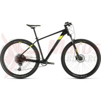 Bicicleta Cube Analog 29'' Black/Flashyellow 2020