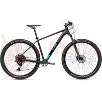 Bicicleta Cube Analog 29'' Black/Petrol 2021-IANUARIE