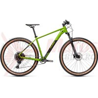Bicicleta Cube Analog 29' Deepgreen/Black 2021-IANUARIE