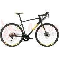 Bicicleta Cube Attain GTC Race Carbon Flashyellow