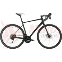Bicicleta Cube Attain SL Black/Grey