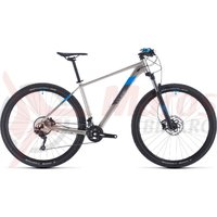 Bicicleta Cube Attention 29'' Titanium/Blue 2020